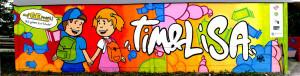 Graffiti für Bogestra - Emscherstraße Gelsenkirchen Kurt-Schumacher-Straße