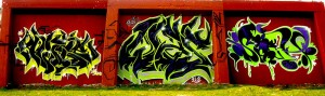 Graffiti Gelsenkirchen Nordsternpark Essen Karnap Buga