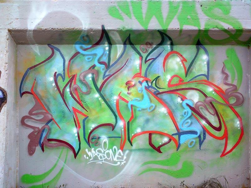 Graffiti Gelsenkirchen Nordsternpark Essen Karnap