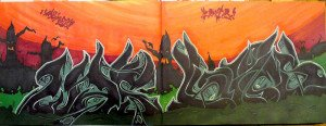 Graffiti Blackbook WAS? Kies TouchTwins Molotow one4all
